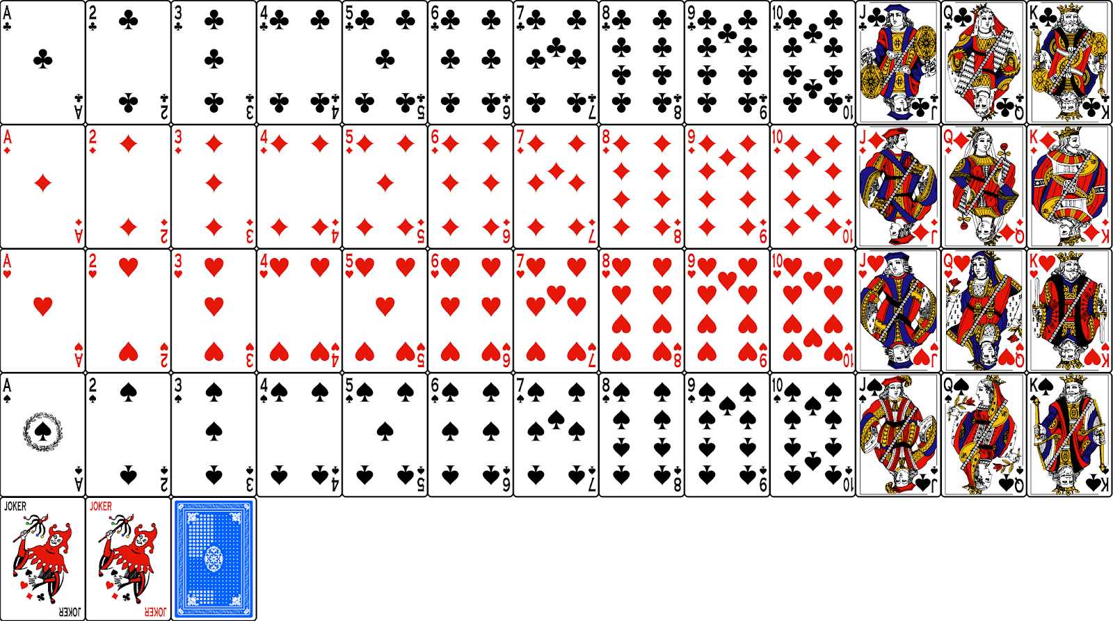 какими картами играют в казино