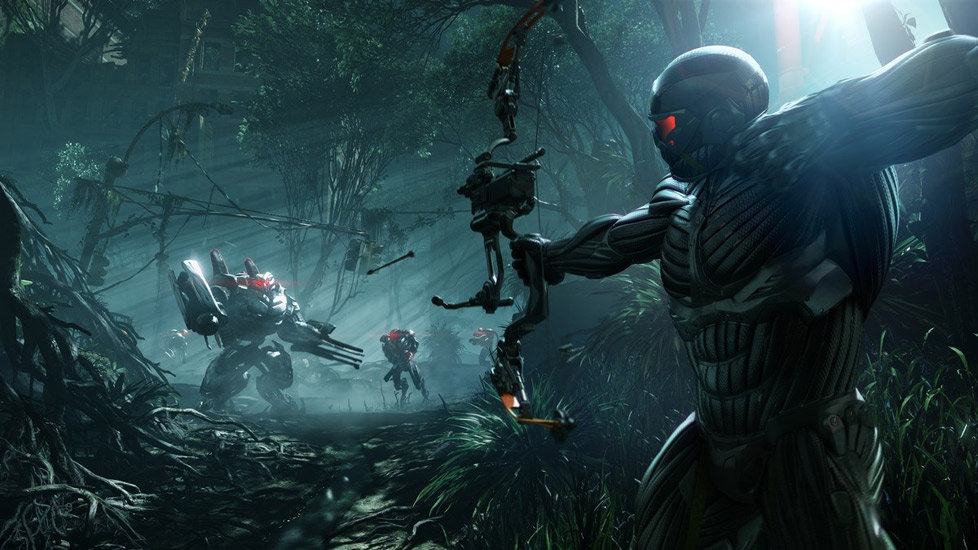 Crysis 3  Special GeForce Drivers Ready