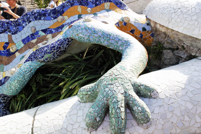 AM Dolce Vita Barcelona Gaudi S Dragon