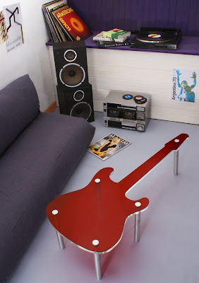 Creative and Cool Guitar Inspired Products and Designs (20) 1