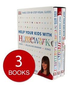Homework help for books