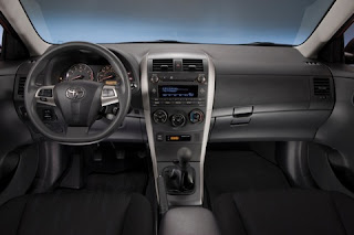 New Toyota Corolla 2011