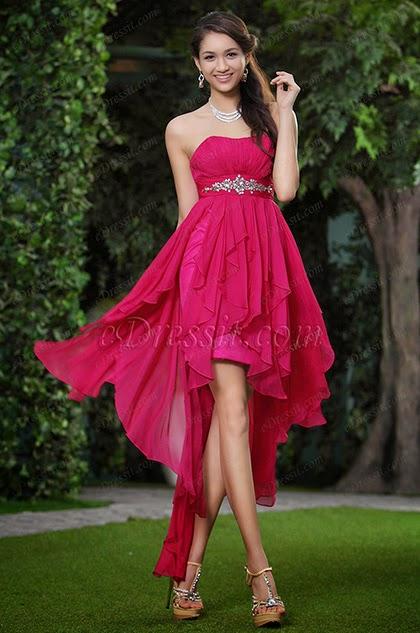 Красное платье подружки невесты купить