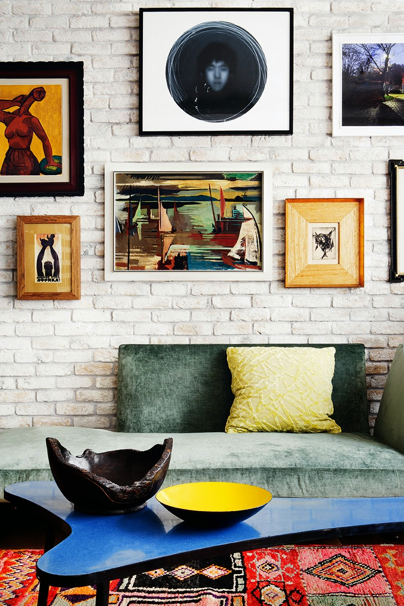 Mid-Century Design in Shabby Charme in San Sebastian – stilsicheres Wohnen!
