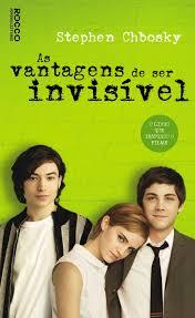 Casos Acasos E Livros We Are Infinite As Vantagens De Ser Invisível