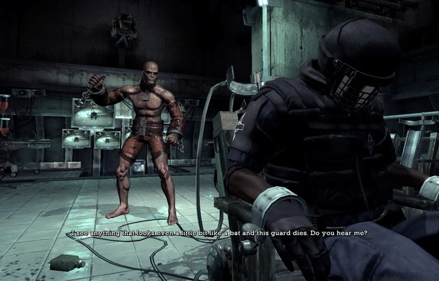 Batman Arkham Asylum Games Screenshots