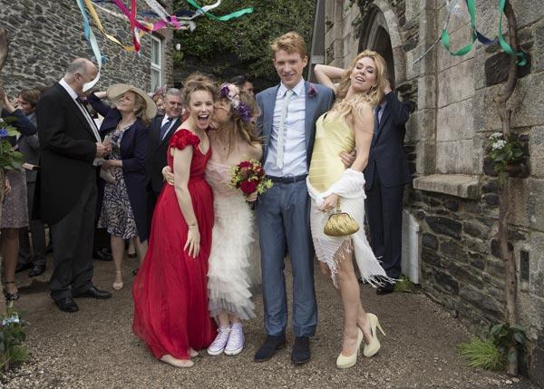 una cuestion de tiempo boda