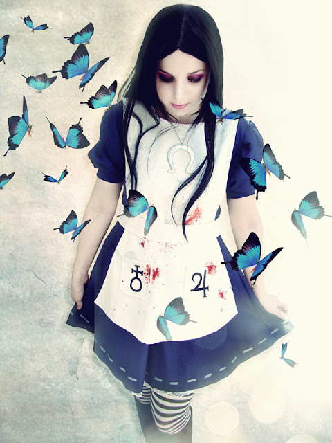 Alice Madness Returns Cosplay : Rebirth por thecrystalshoe
