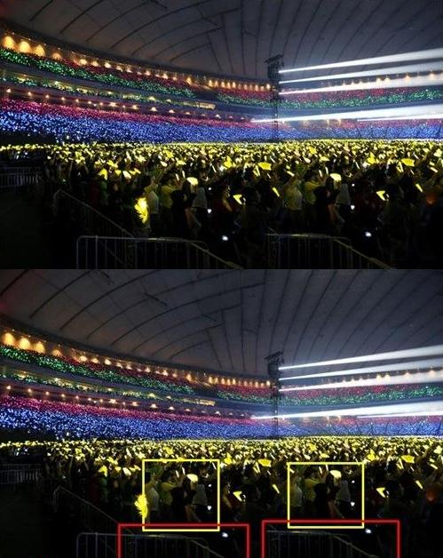 Foto Konser 2PM Di Tokyo Dome Di Edit 02