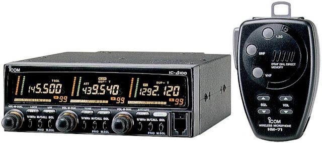 Icom IC-Delta 100