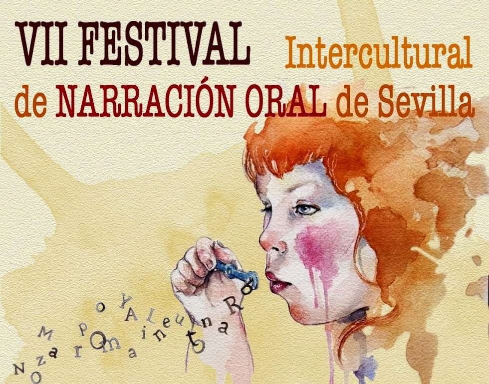festival intercultural de narración oral de Sevilla