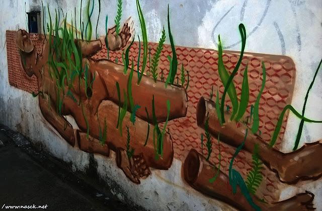 Grafites - Rio Vermelho - Salvador/BA