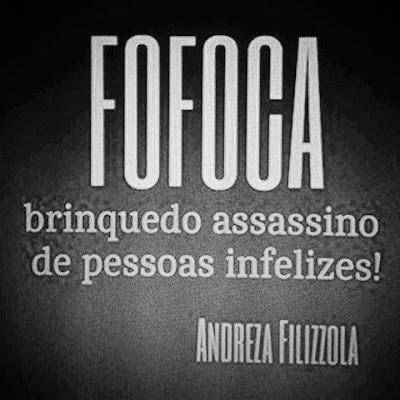 Fofoca: brinquedo assassino de pessoas infelizes