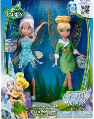 Tink & Periwinkle