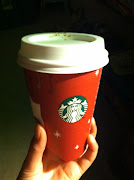 Le Peppermint Mocha from Starbucks :). You're beautiful ♥