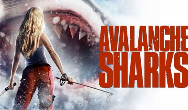 Download Avalanche Sharks 2013 Dvdrip 350mb