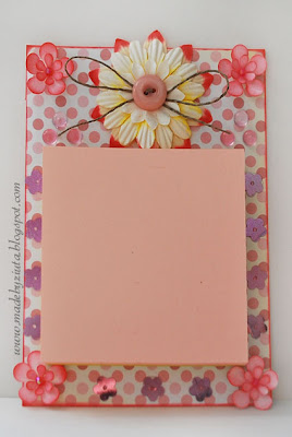 scrapbooking notes lodówkowiec card making