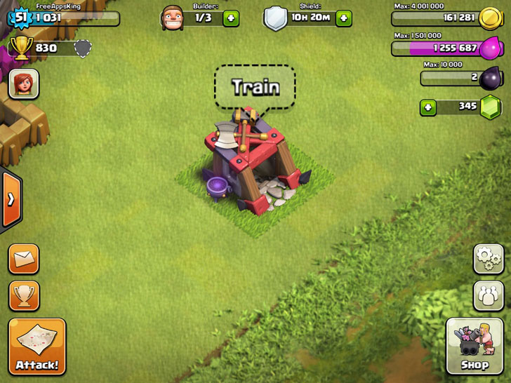 Dark Barracks - Clash Of Clans Guide - FreeApps.ws