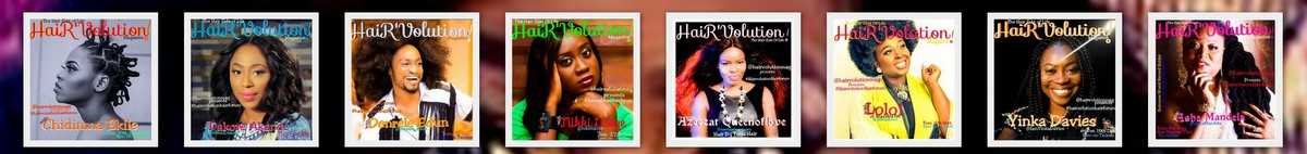 HAIR'VOLUTION MAGAZINE
