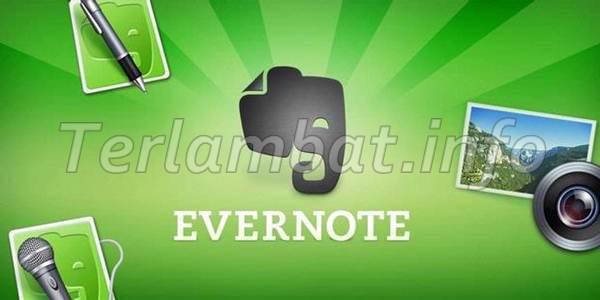 Aplikasi Android Terbaik 2013 Evernote