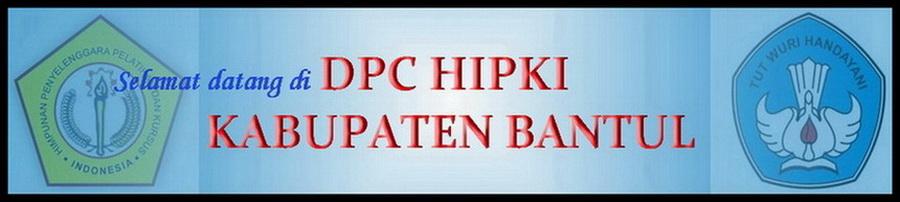 DPC HIPKI BANTUL