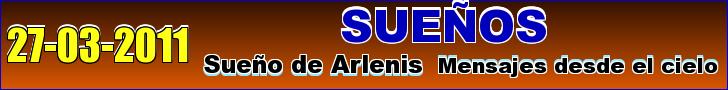 SUEÑO DE ARLENIS