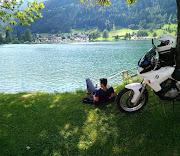 Με μοτοσυκλέτα στην Κεντρική Ευρώπη