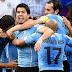Uruguai derrota Inglaterra e renasce na Copa do Mundo 2014