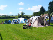 Herefordshire Campsites