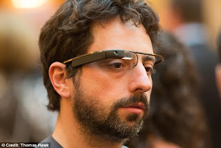 Adsense dan Kacamata Google ADmented Reality — Google Glasses Remixed with Google Ads