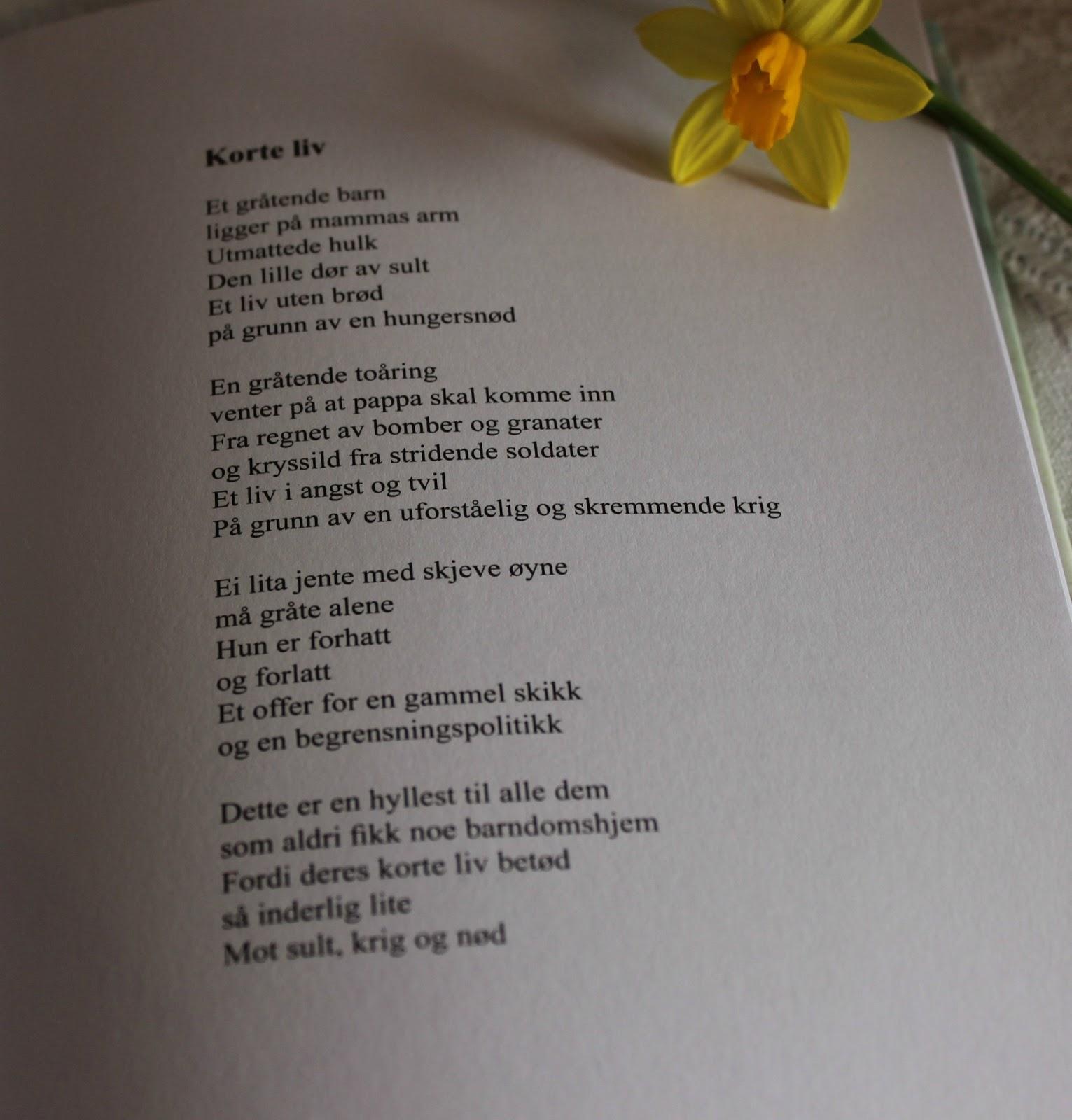 morsomt dikt til 40 åring porsgrunn