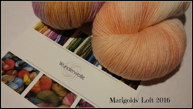 wunderwolle sock yarn