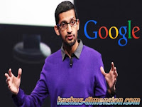 CEO Google Sundar Pichai