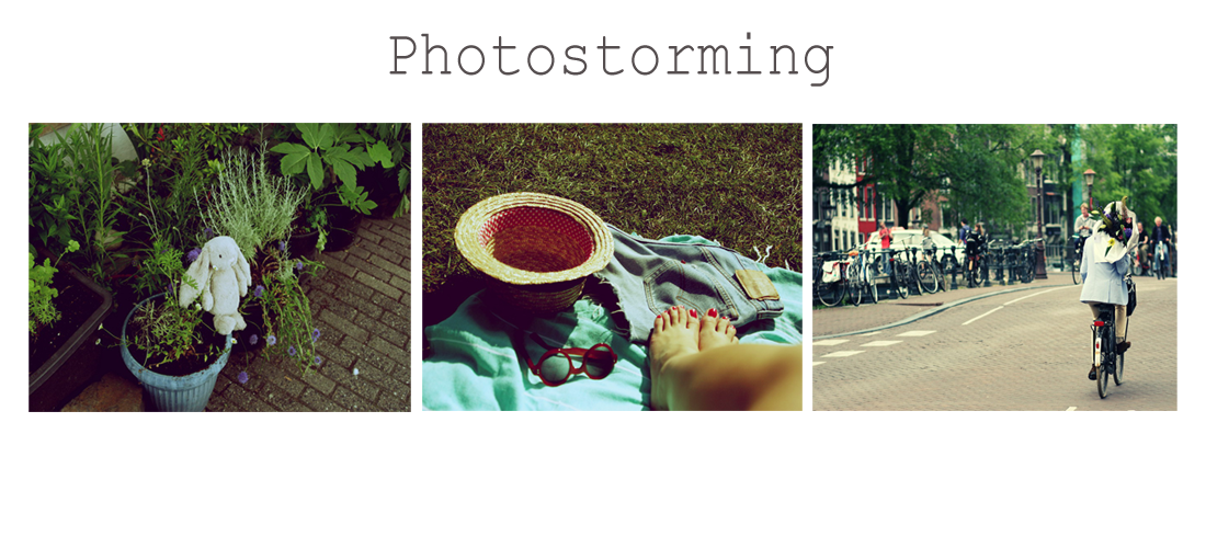 Photostorming
