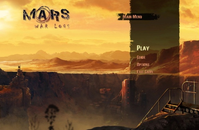 Mars War Logs Free Download PC Games