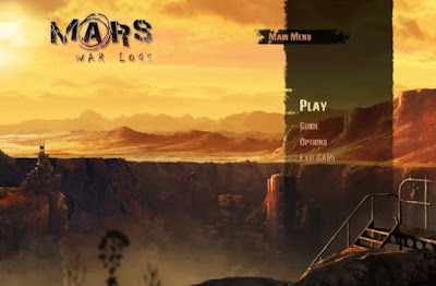 Mars War Logs PC Games for windows