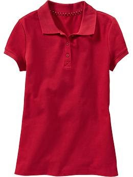 Uniform shirts for girls old navy free shipping on 50 for Old navy school shirts