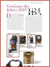 "&#39;Perlen Poesie&#39;<br>IBA 2011 Contest<br>""BEAD LOOMING"""