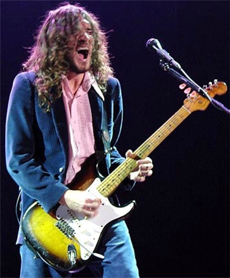 John frusciante guitar - photo#11