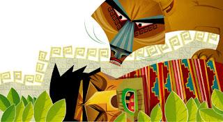 Ilustracion Mama puma