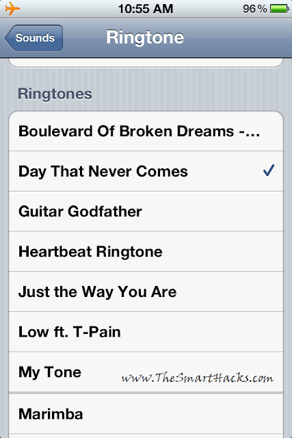 iPhone Ringtone