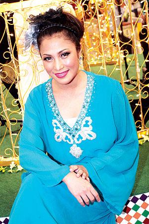Gambar Ezlynn Ariffin Majlis Perkahwinan Pernikahan Resepsi