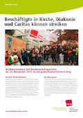 Flugblatt zum Streikrechts-Urteil