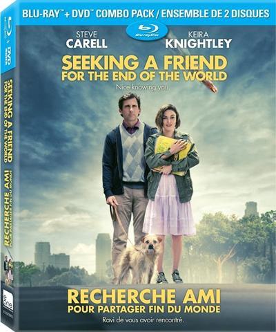 Buscando un Amigo para el Fin del Mundo 720p HD Español Latino Dual BRRip 2012