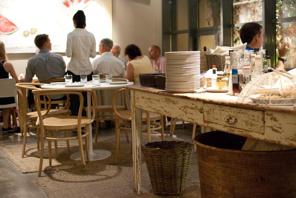 Cu ao qu has comido hoy viaje a barcelona cena en for Oficinas grupo tragaluz