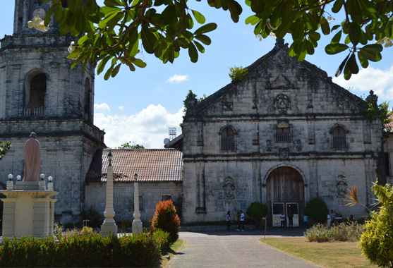 Argao Church is one of the antique churches in Cebu build more than 100 years
