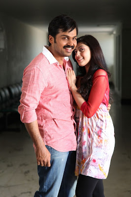 Karthi and Pranitha Saguni stills