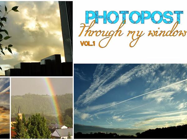 PHOTOPOST | Through my window :: Vol. 1