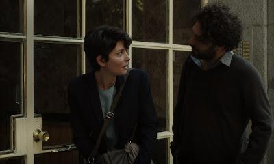 Bárbara Lennie (Maite) y Álvaro Ogalla (Gonzalo)
