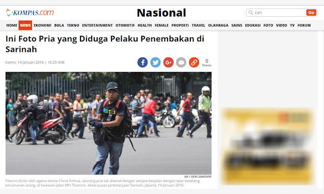 Wajah & Detik Serangan Pengganas Di Sarinah Mall